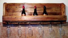 Wine Rack, Creator Creations Custom Furniture White River / Nelspruit, Mpumalanga