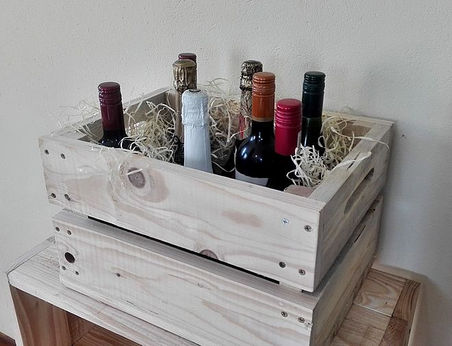 Storage Crate Wine Storage1