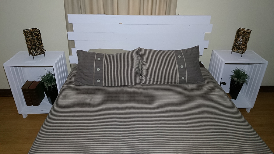 Bed Combo – Chalk White