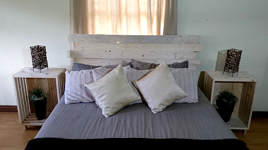 Bed Combo – Raw Pallet
