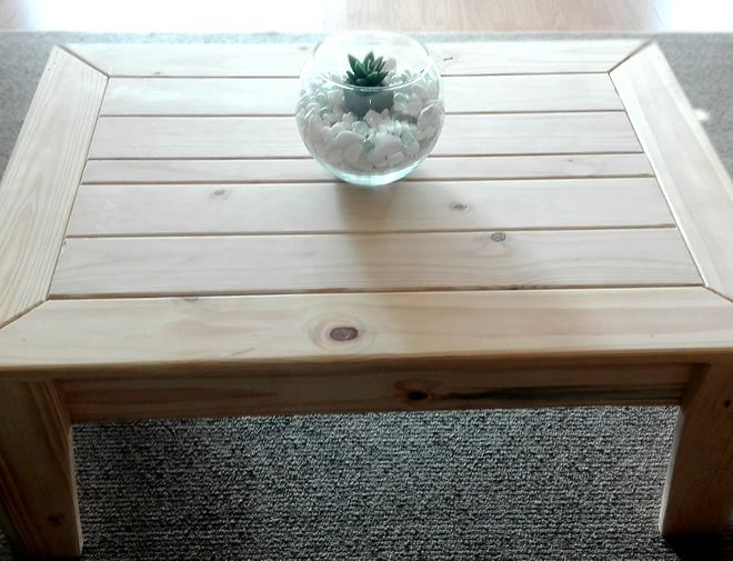 angled raw coffee table 2