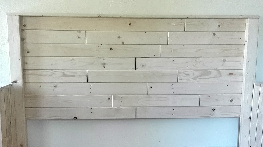 Brick Style Headboard