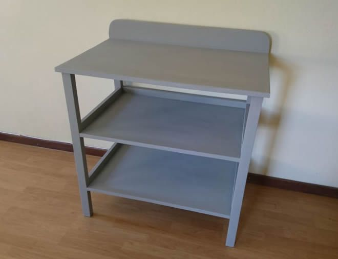 grey - basic shelf unit 1