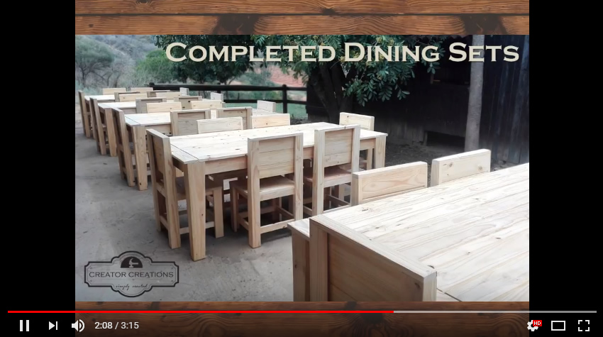 screenshot - dining tables