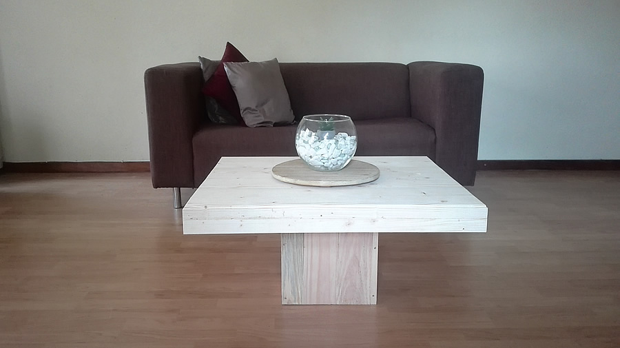 Plateau Coffee Table | Raw