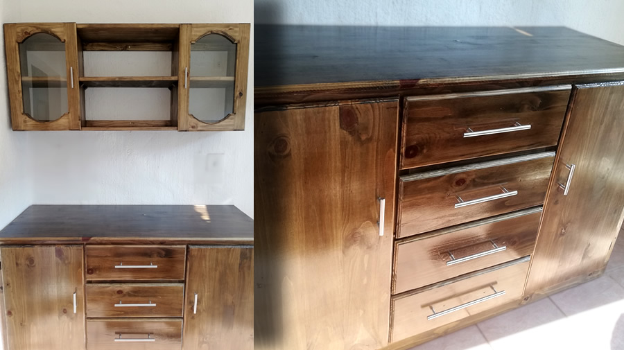 Built-in Kitchen Cupboards | Sleek
