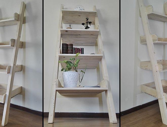 Ladder-style storage tier 1
