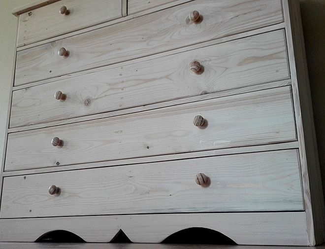 Chest of Drawers - Large and Raw 3