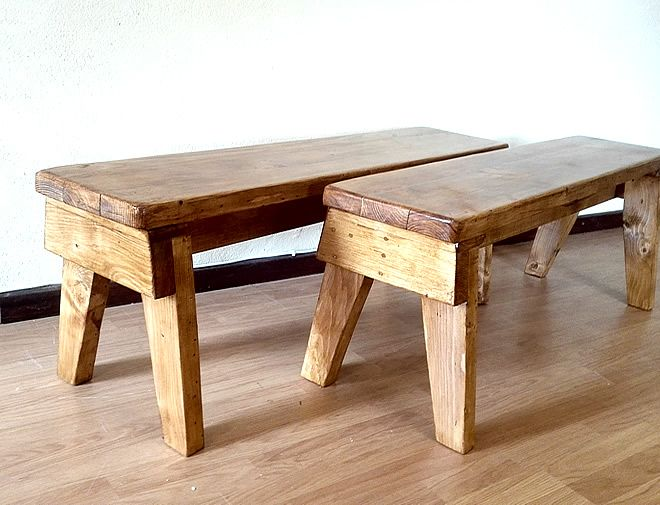 Dining Benches 1