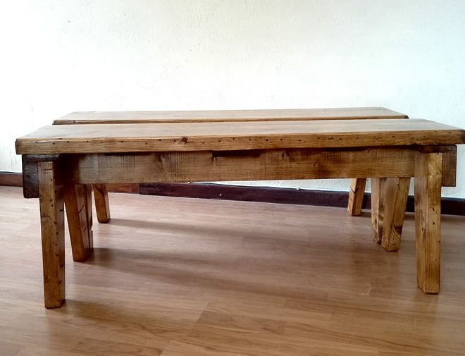 Dining Benches 2
