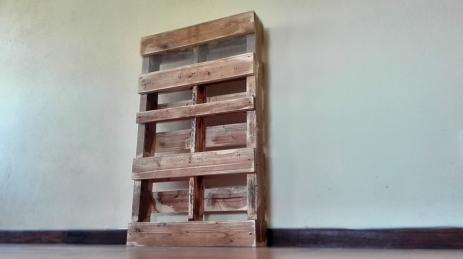 Jewellery Rack | Weathered Stain