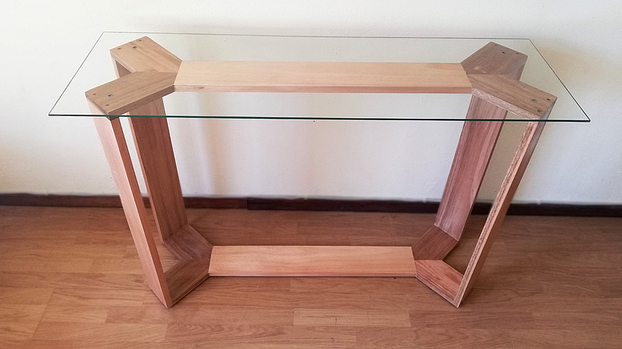 Wishbone Console Table