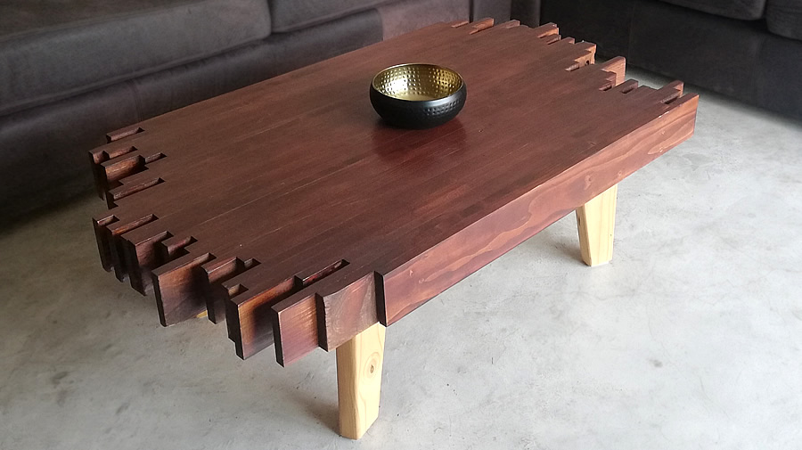 Jagged Coffee Table
